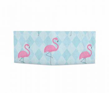 dobra - flamingos geometricos