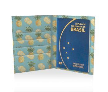 dobra passaporte abacaxi