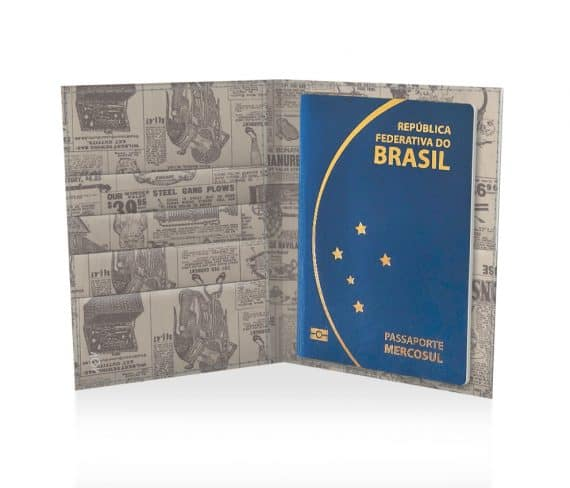 dobra passaporte velhos tempos