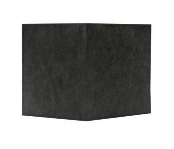porta passaporte - preto básico