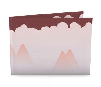 dobra montanhas e estrelas