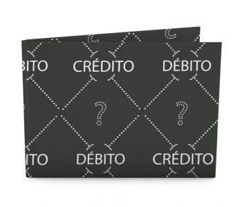 dobra crédito ou débito