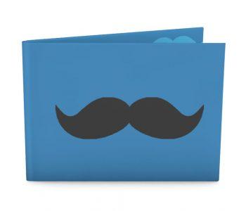 dobra mustache azul
