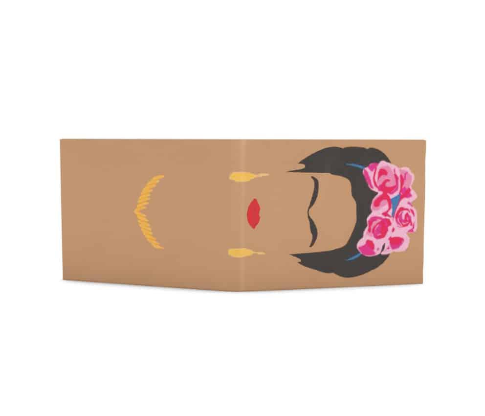 f5eb5871e carteira clássica - frida kahlo