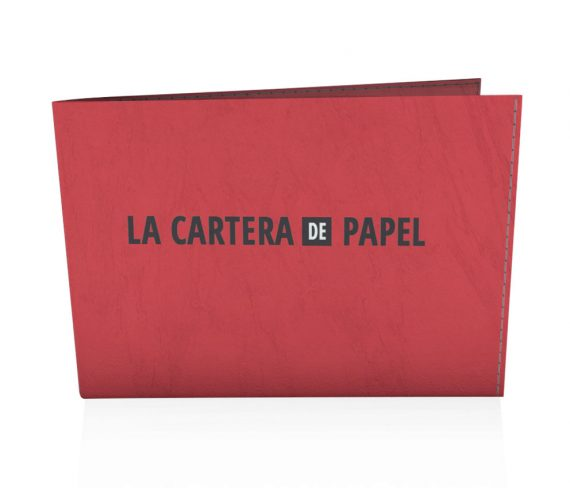 dobra old - la cartera de papel