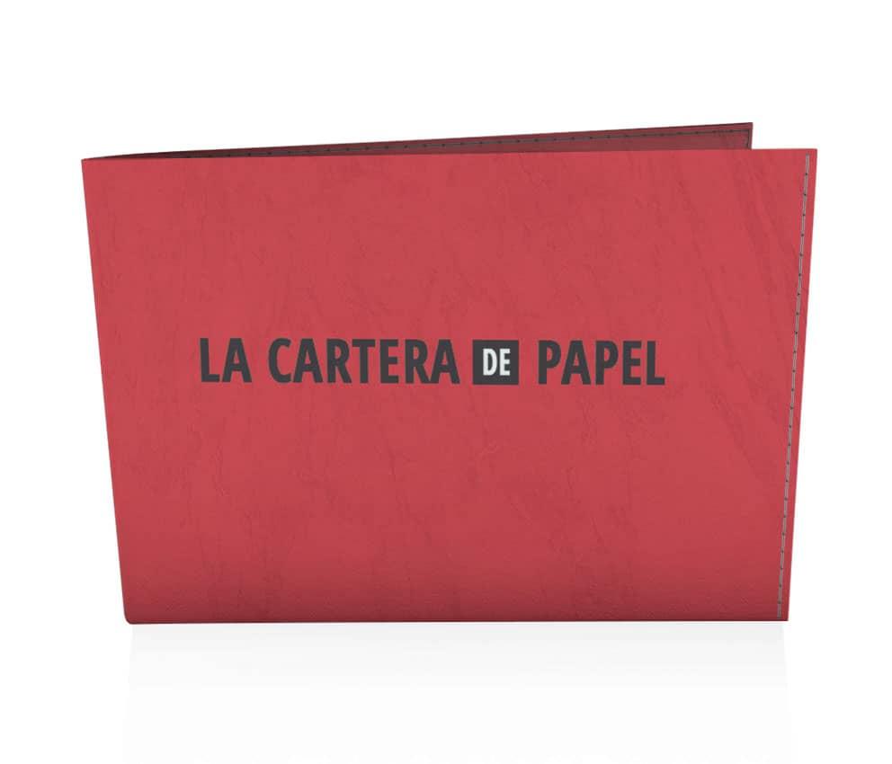 dobra old - la cartera de papel