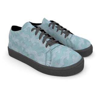 dobra tenis blue sea waves