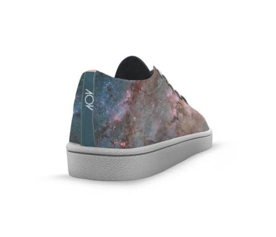 dobra tênis galáxia