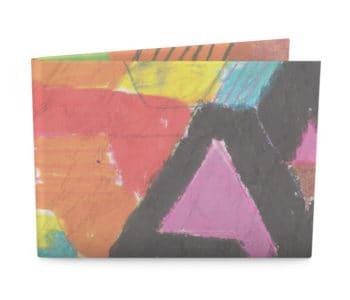mãos à dobra - a carteira colorida