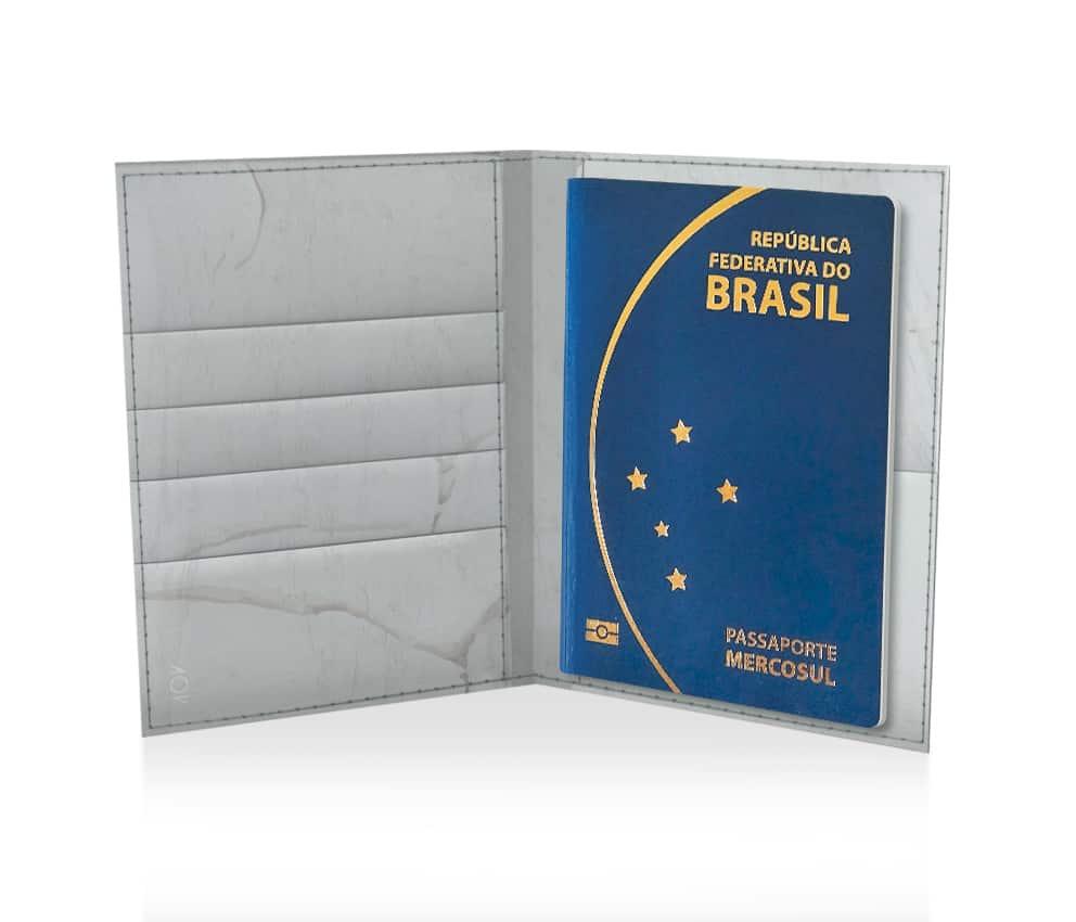 dobra passaporte a criação