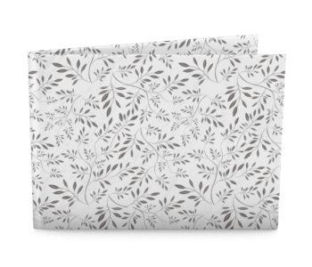 dobra sueka floral galho branco
