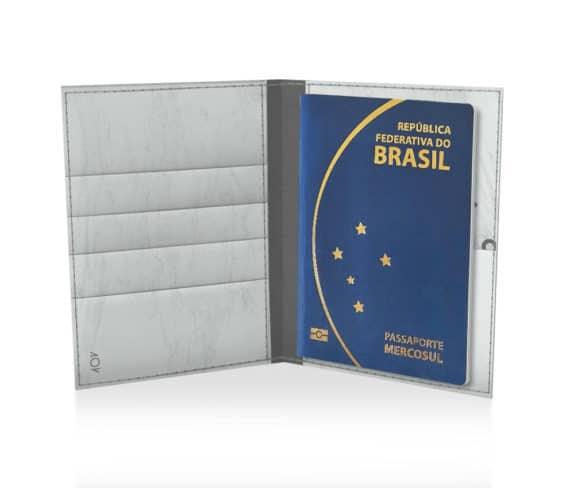 dobra passaporte dicio