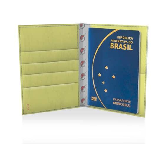 dobra passaporte agua fogo planta trovao