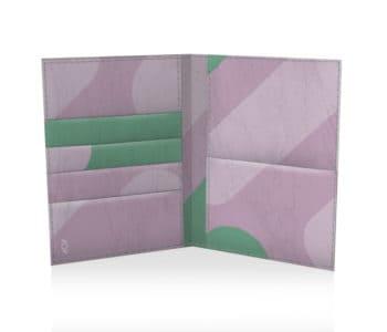 dobra passaporte pink camouflage