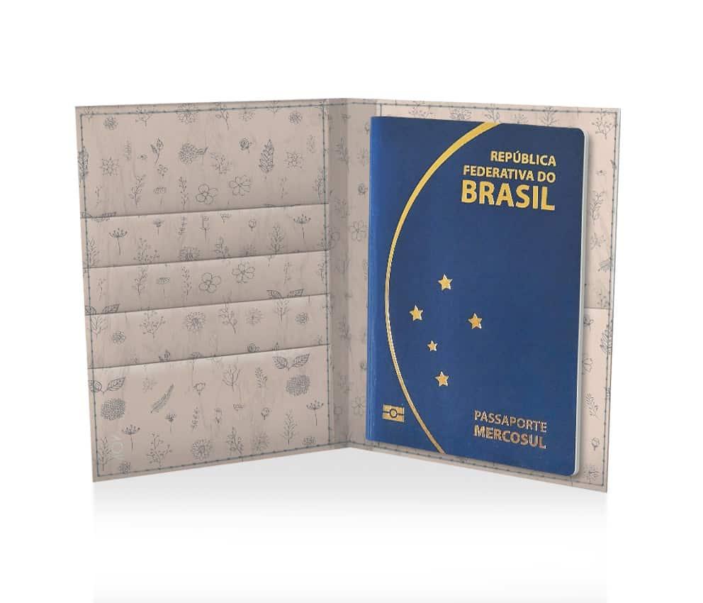 dobra passaporte rosinha