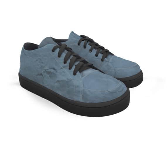 dobra tênis azul marinho