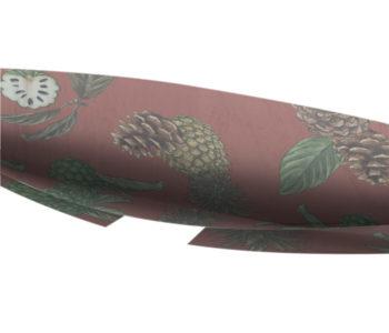 dobra classica abacaxi terracota