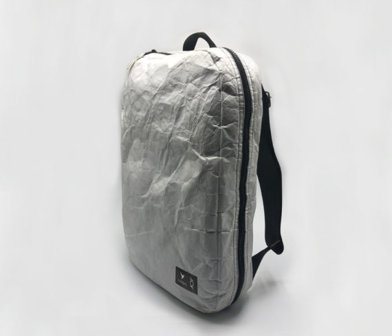 dobra mochila branca