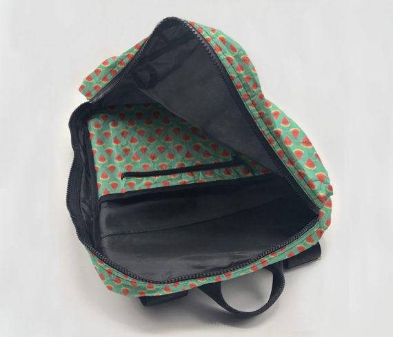 dobra mochila melancia verde