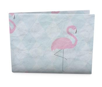 dobra nova classica flamingos geometricos