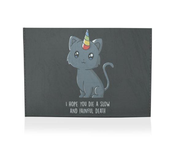 dobra porta cartão cute death