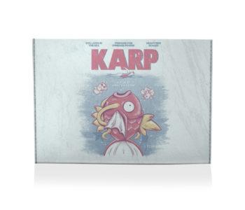 dobra porta cartão the karp