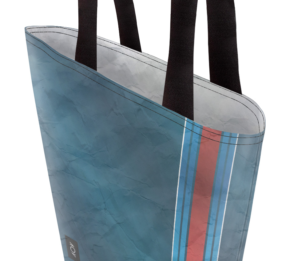 dobra bag racing stripes