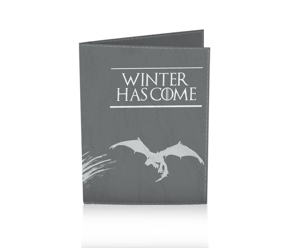 dobra passaporte winter has come
