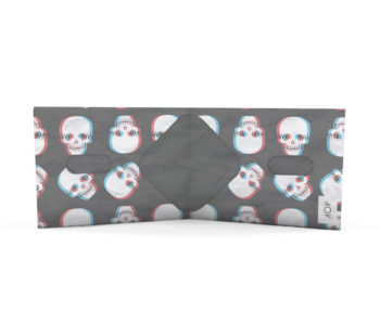 dobra nova classica skull 3d
