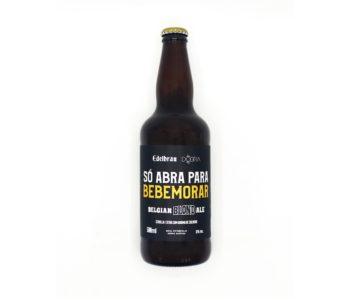cerveja edelbrau - belgian blond ale