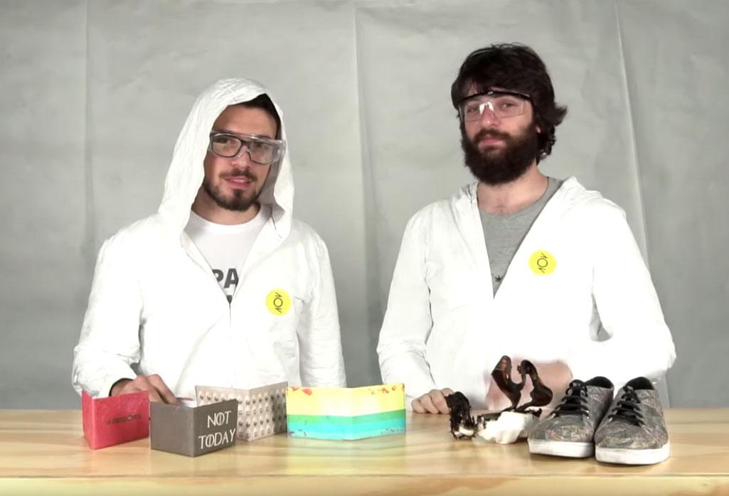 dobralab - laboratório de teste da dobra