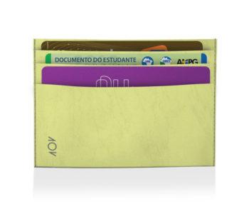 porta cartão bro wallet