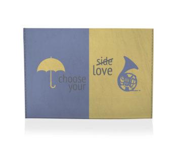 porta cartão choose love