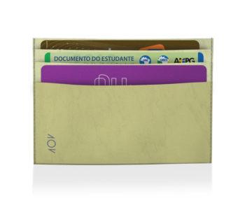 porta cartão girassóis de van gogh