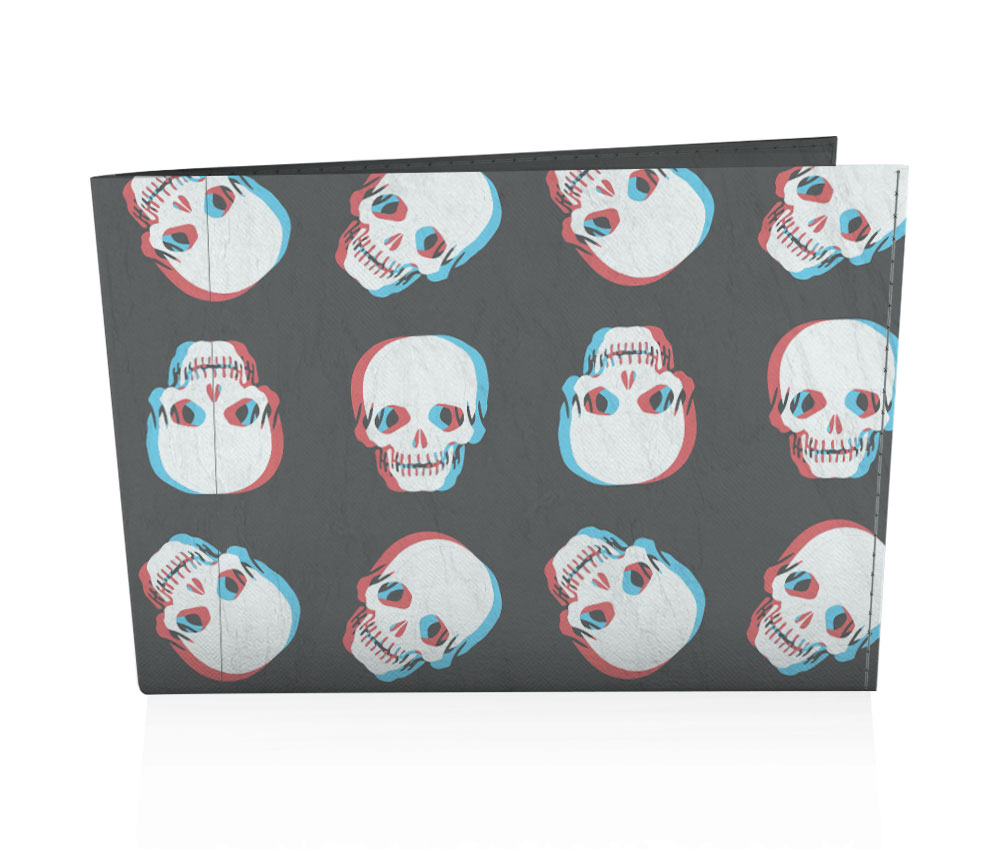 old is cool - skull 3d