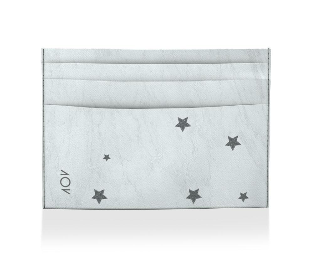 porta cartão estrelas
