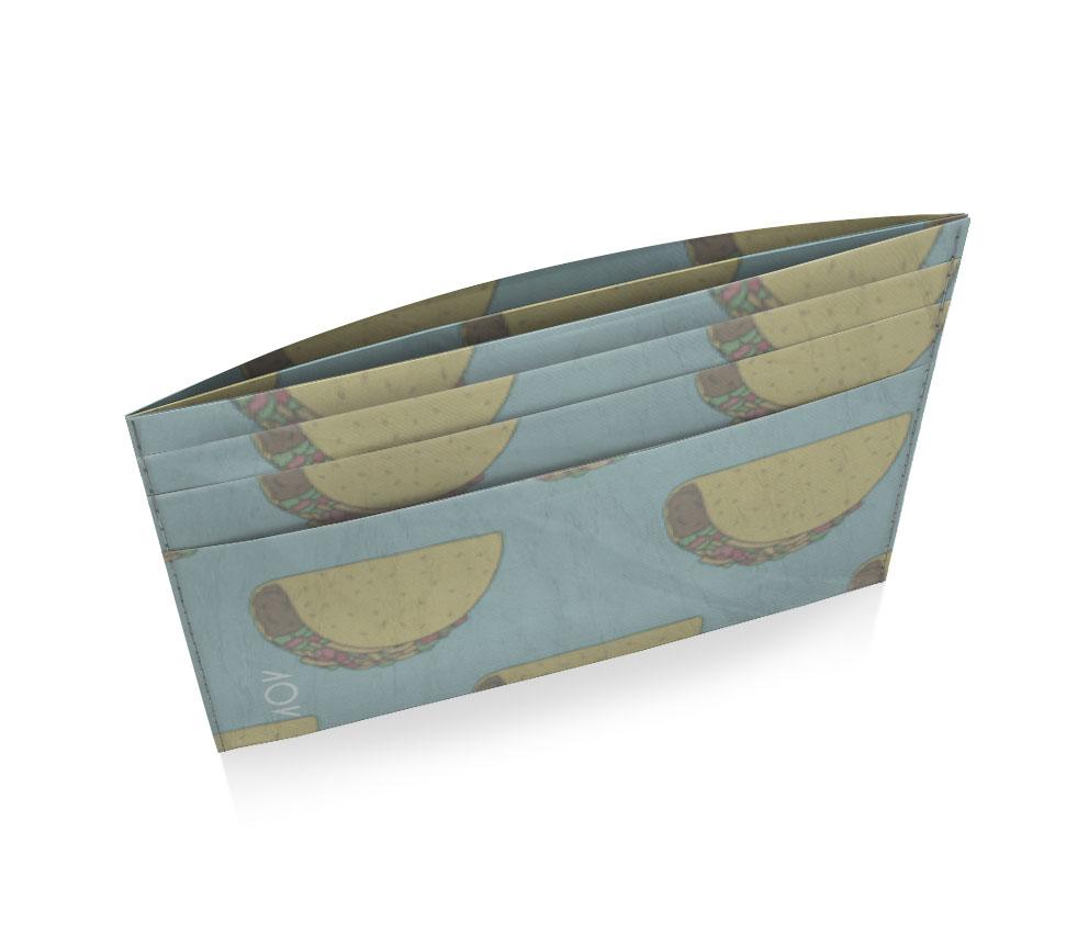 porta cartão tacos