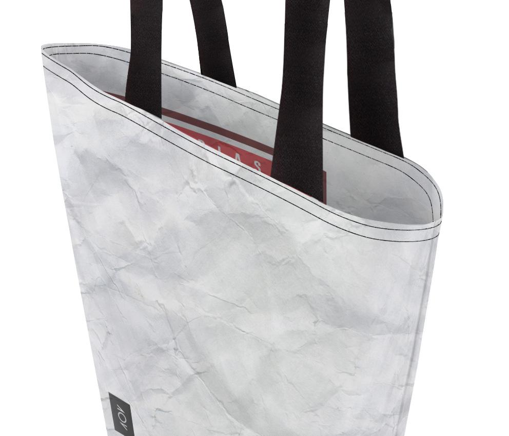 dobra bag gurias coloradas branca