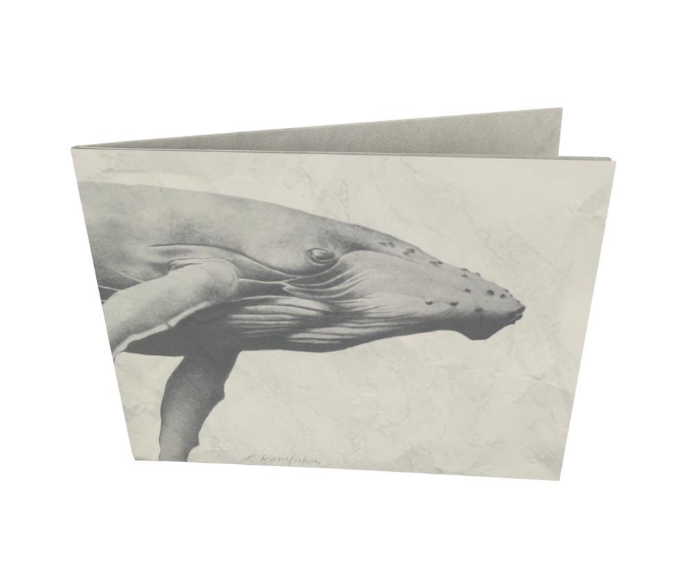 dobra - Nova Carteira Clássica - I wish I was a whale