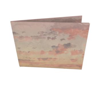 dobra - Nova Carteira Clássica - pôr do sol