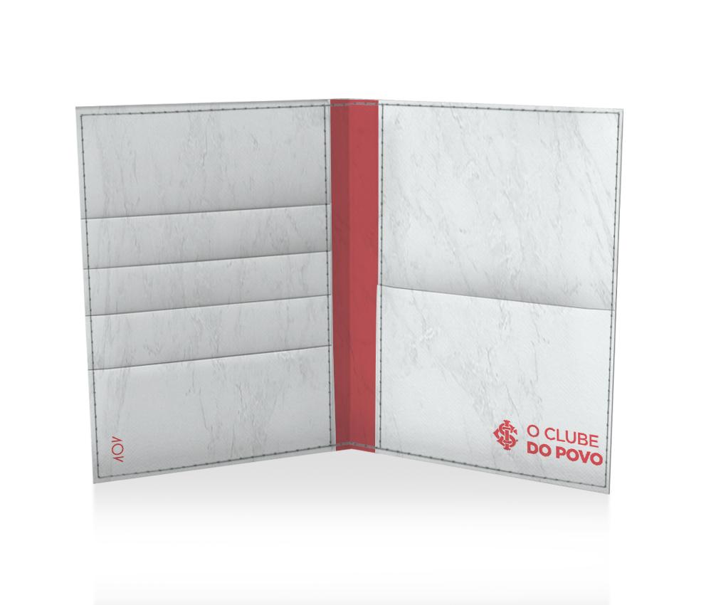 dobra porta passaporte inter branca