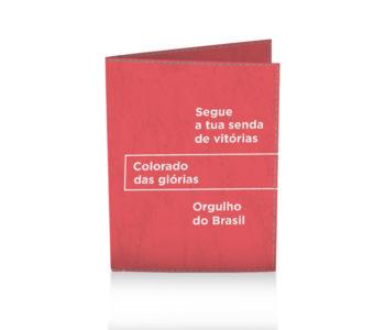 dobra porta passaporte orgulho do brasil