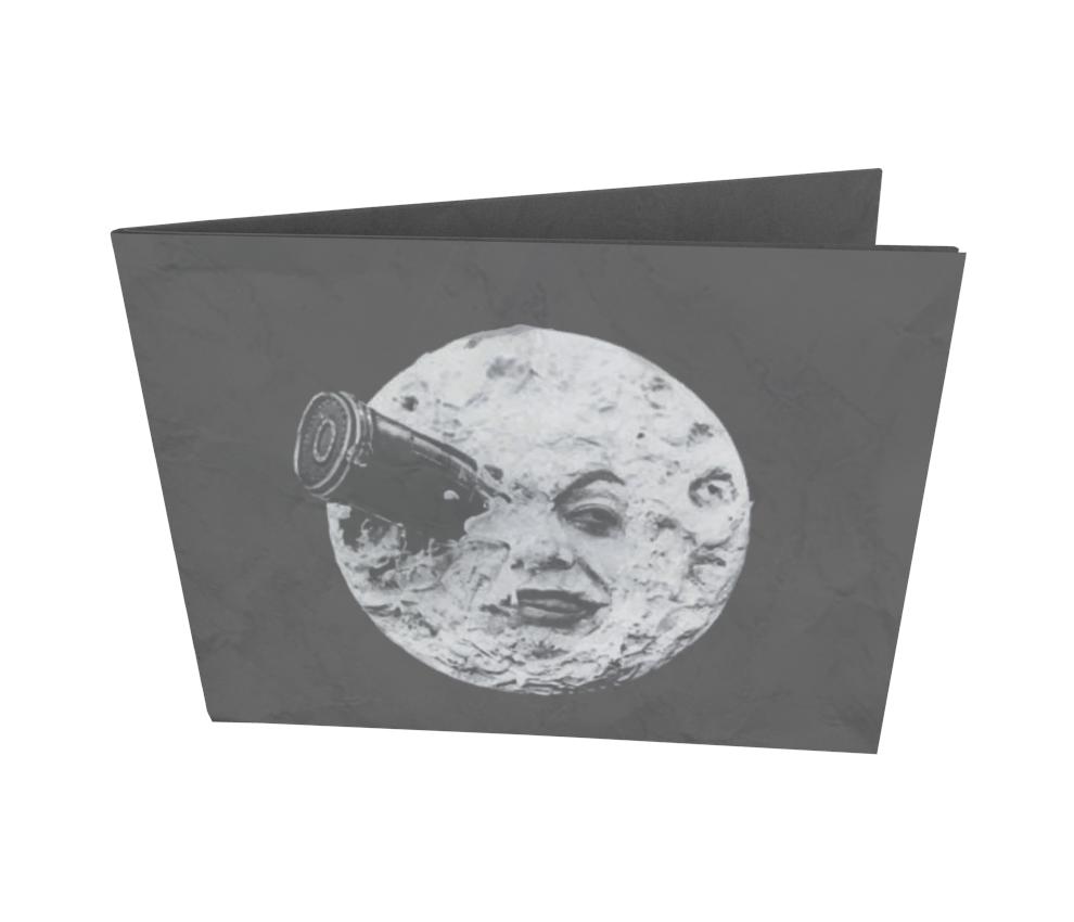 dobra - Nova Carteira Clássica - A Viagem à Lua