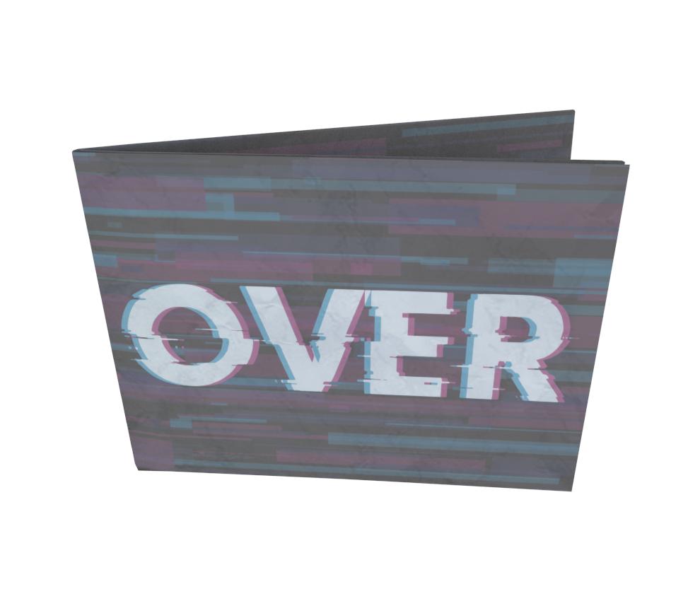 dobra - Nova Carteira Clássica - Game Over Glitch