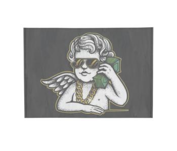 dobra - Porta Cartão - Anjinho ostentação