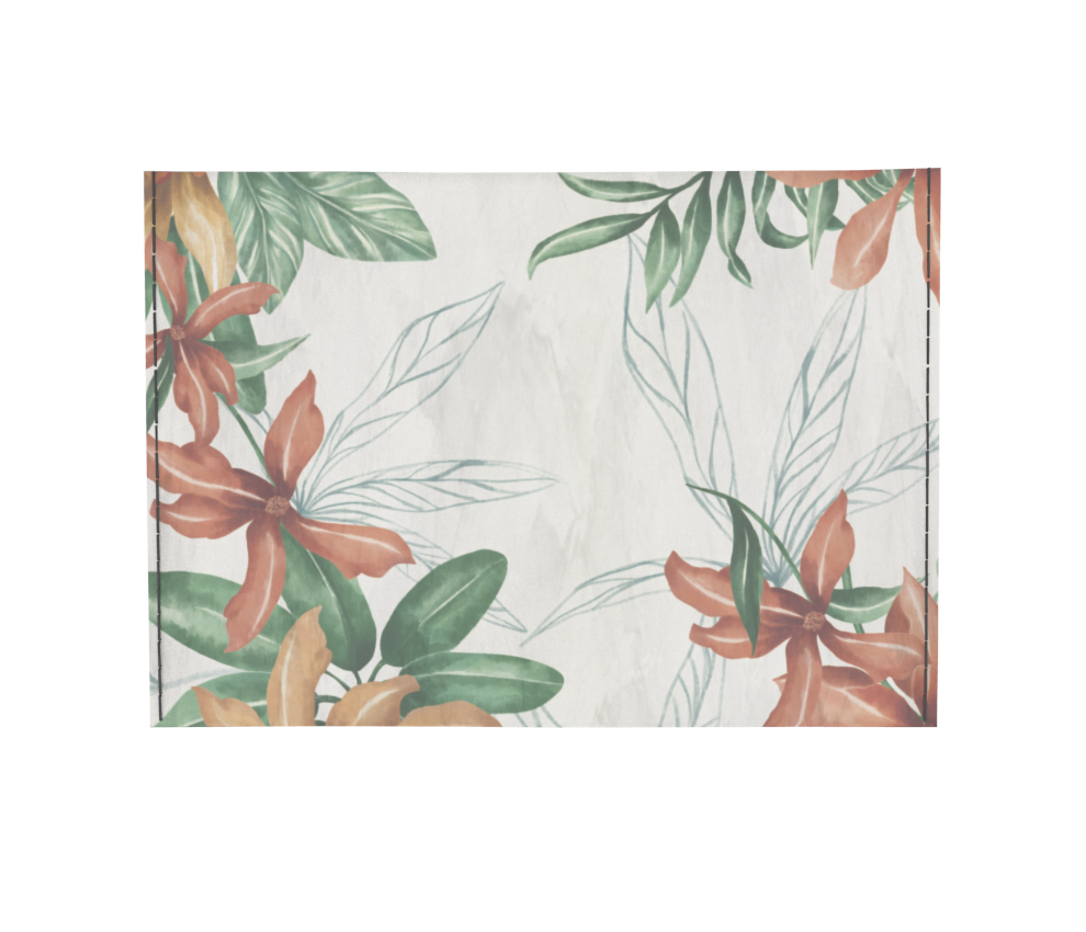 dobra - Porta Cartão - Floral Tropical