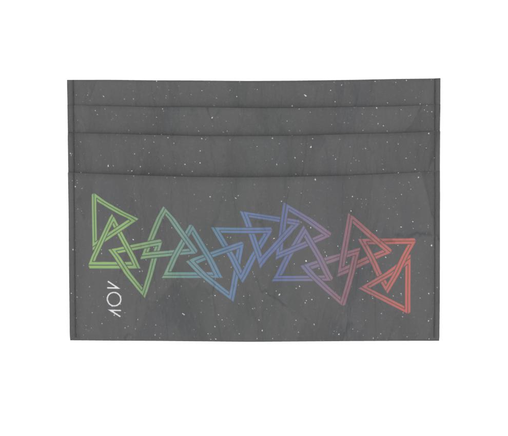 dobra - Porta Cartão - Impossible Triangle - Space