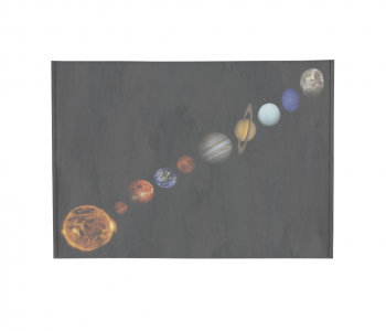 dobra - Porta Cartão - Sistema Solar
