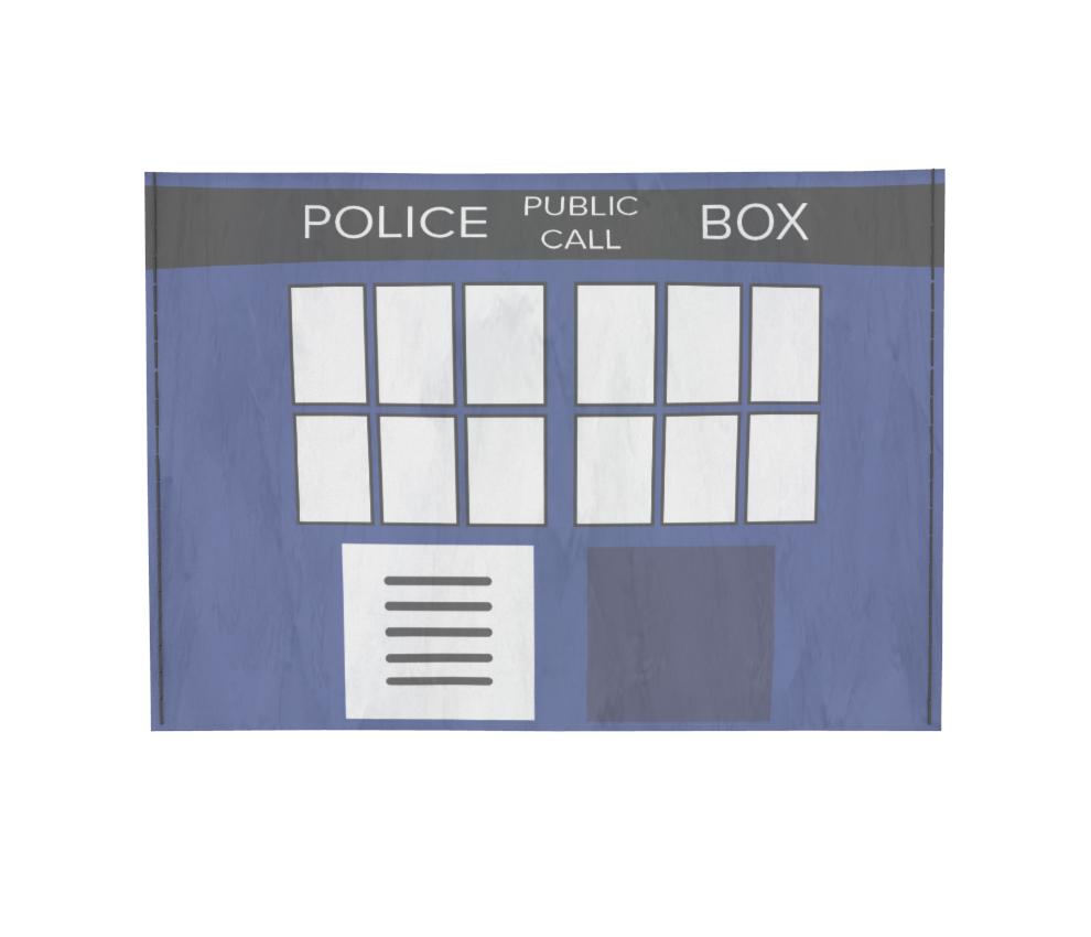 dobra - Porta Cartão - The Blue Box