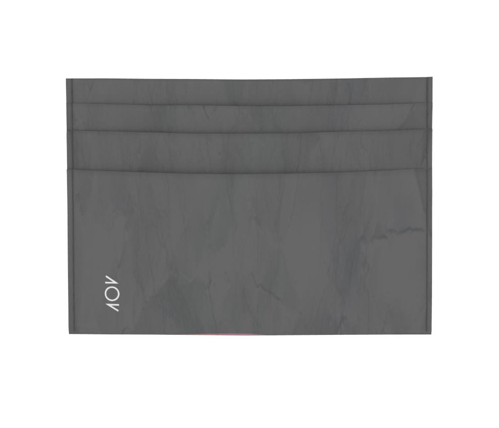 dobra - Porta Cartão - Waves Black